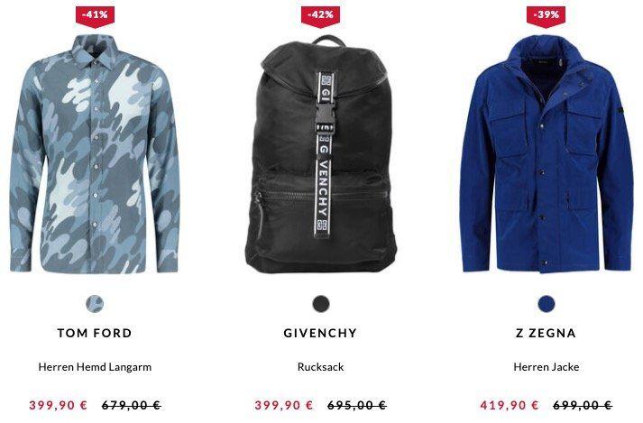 Luxusmarken Sale bei engelhorn   z.B. Stone Island Strickpullover für 179,90€ (statt 235€)