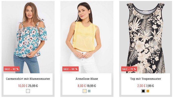 Heute 20% Extra Rabatt auf ausgewählte Style im Sale bei Orsay (ohne Mindestbestellwert)