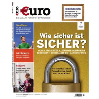 6 Monate Euro für 53,40€ + Prämie: 55€ Amazon Gutschein