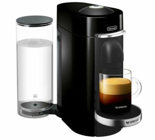 Nespresso Kapselmaschine ENV 155.B Vertuo Plus für 39,90€ (statt 66€)