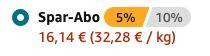 25er Pack Grillido Sportwurst Original für 16,14€ (statt 25€)   Prime