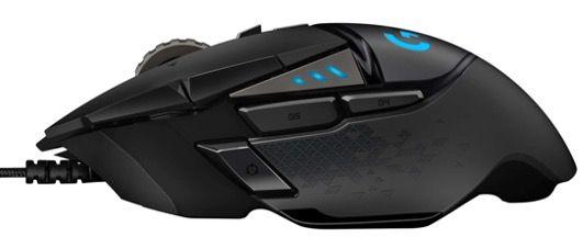 Logitech G502 LIGHTSPEED Wireless Gaming Maus für 79,33€ (statt 90€)