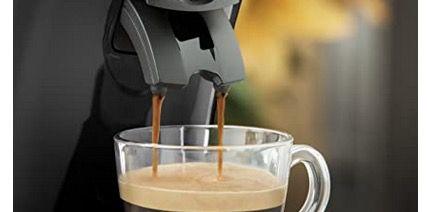 Philips HD6554/68 Senseo Original Kaffeepadmaschine für 47,99€ (statt 56€)