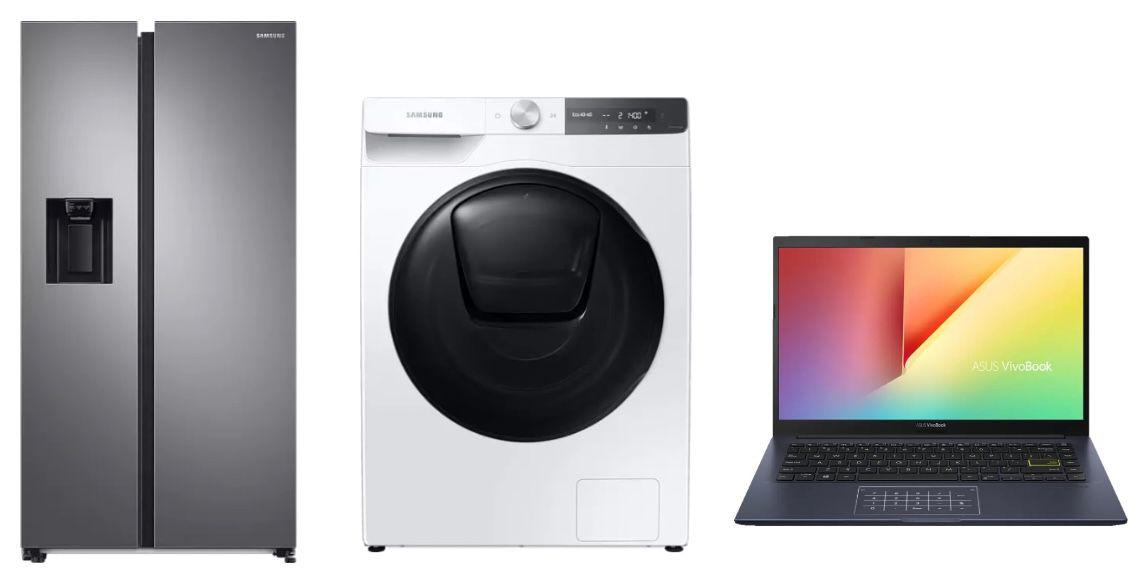 MediaMarkt Mega Marken Sparen mit Samsung, Asus, KitchenAid & LG (Notebooks, Kühlschränke, TVs...)