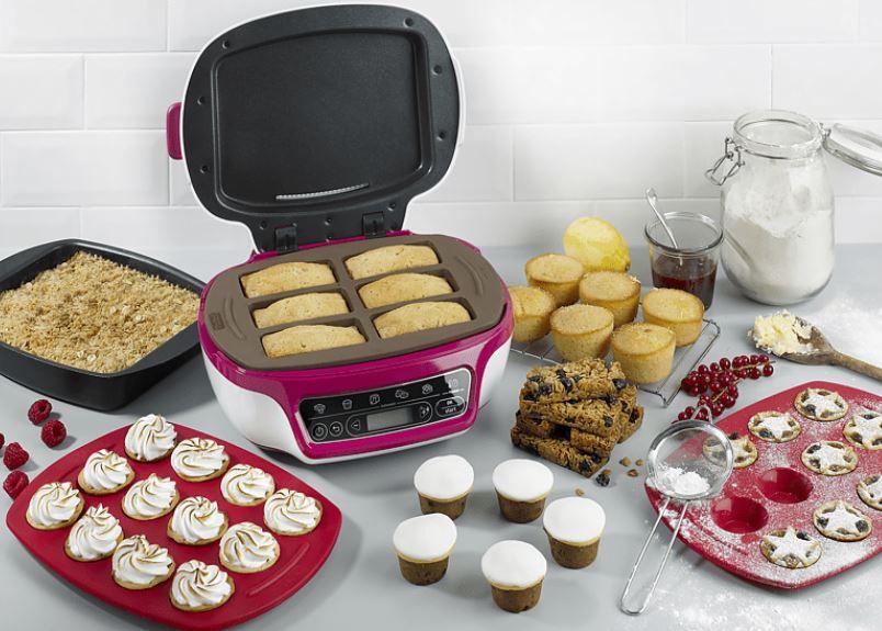 TEFAL KD8018 Cake Factory Kuchenbackautomat  für 108€ (statt 149€)