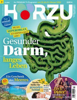 HÖRZU Jahresabo 52 Ausgaben für 121,90€ + 120€ Amazon Gutschein