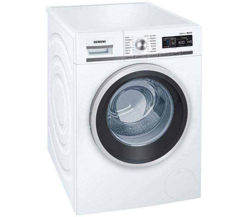 Siemens WM14W5FCB iQ700   9kg  A+++ Waschmaschine für 499€ (statt 587€)