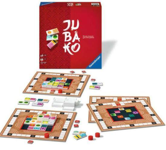 Ravensburger eBay Wow Spiele: z.B.  Ravensburger Jubako Taktikspiel  für 24,99€ (statt 31€)