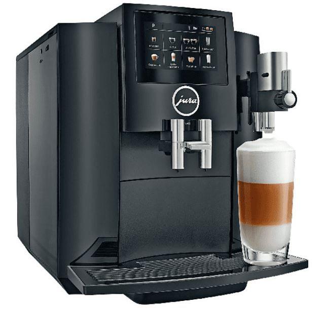 Sparnickel Angebot: Jura S80 Kaffeevollautomat mit 15 Programmen für 1.111€ (statt 1.219€)