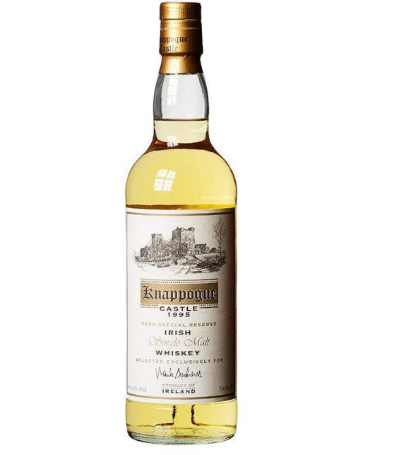 Vorbei! Knappogue Castle 1995 Irish Whisky Single Malt 0,7l 40% für 35,99€ (statt 48€)