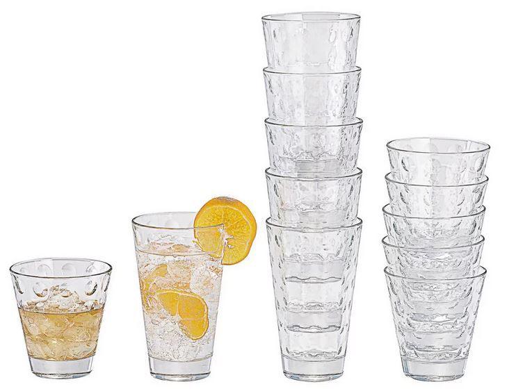 Ausverkauft! Leonardo 32 teiliges Gläser Set inkl. Longdrinkgläser für 33,93€ (statt 55€)
