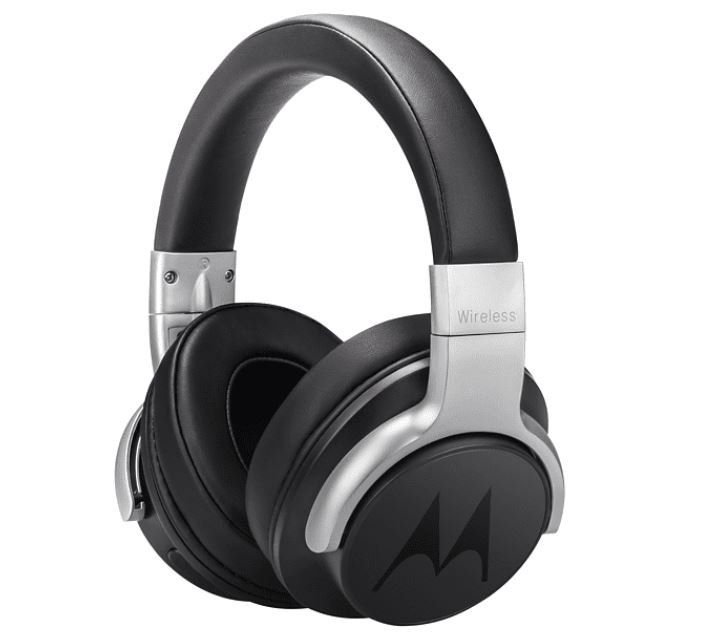 MOTOROLA Escape 500 ANC Kopfhörer mit Mik. ab 44€ (statt 60€)