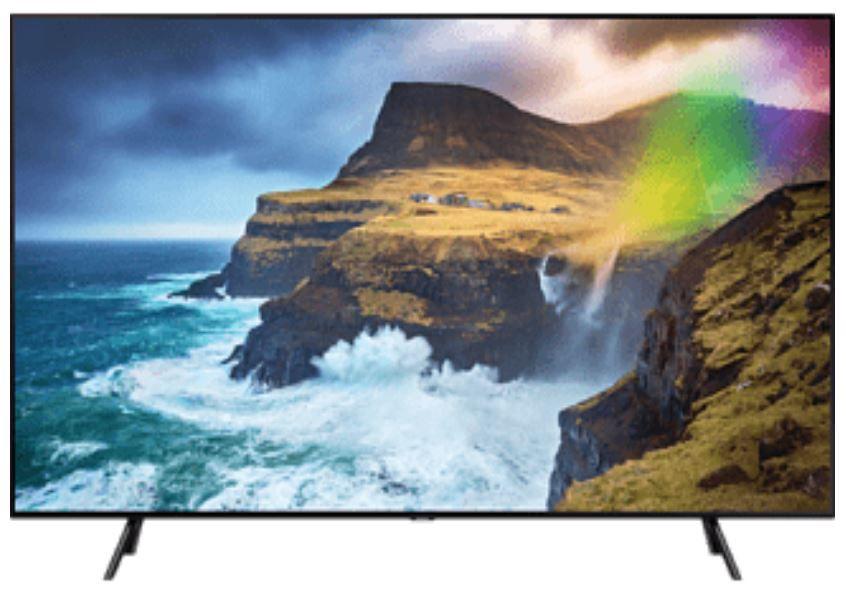 SAMSUNG GQ65Q70   65Zoll QLED TV mit PVR ab 999€ (statt 1.235€)