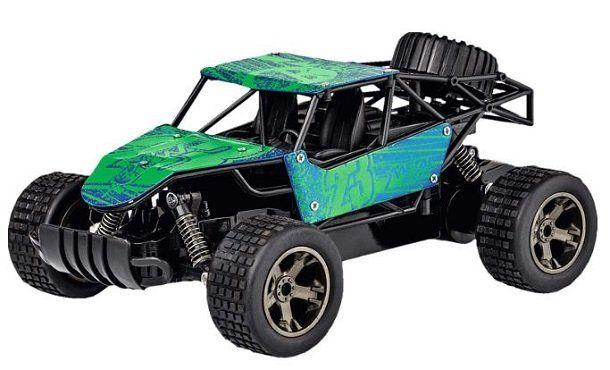 CARSON 1:18 Metal Racer Spielzeugmodellauto mit Rampe für 26,98€ (statt 38€)