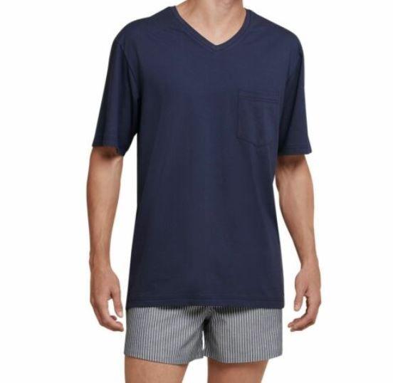 Seidensticker Herren Shorty Schlafanzug für 29,99€ (statt 33€)