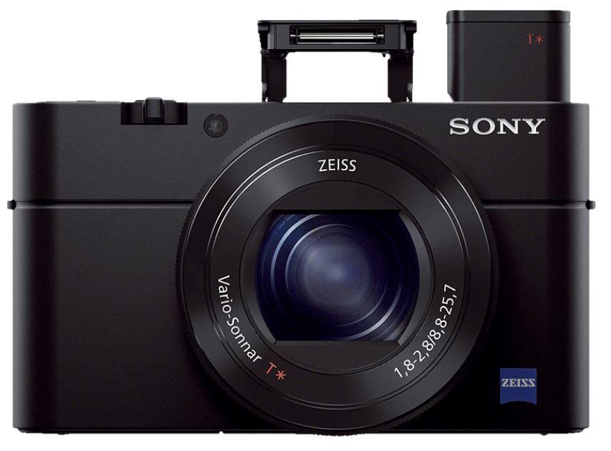 Media Markt 24 Stunden Blitzangebote: z.B.SONY Cyber shot DSC RX100 III Zeiss Digitalkamera für 388€ (statt 445€)