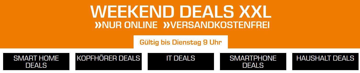 Top! Saturn Weekend XXL Sale: günstige Smart Home, Kopfhörer & IT Deals + 20€ Mastercard Coupon