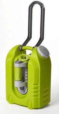 aqua2go GD86 Hochdruckreiniger in Grün für 119€ (statt 163€)