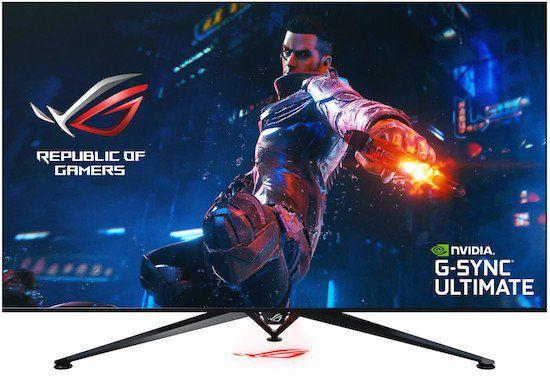 Asus Rog PG65UQ   65 Zoll UHD Gaming Monitor mit 144 Hz + G Sync für 2.463,90€ (statt 3.599€)