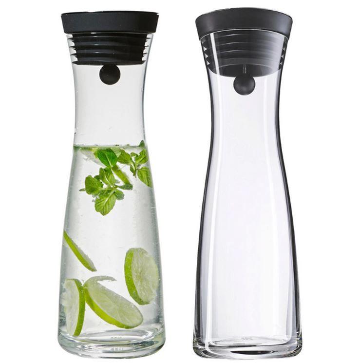 Doppelpack: WMF Basic 1 Liter Wasserkaraffe ab 33,93€ (statt 55€)