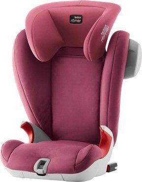 Britax Römer Kindersitz Kidfix SL SICT in der Farbe Wine Rose für 124,99€ (statt 159€)