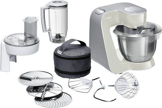 Bosch MUM58L20 CreationLine Küchenmaschine für 154,99€ (statt 194€)