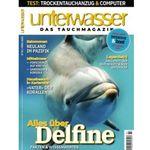 6 Ausgaben Unterwasser für 43,80€ + 45€ Amazon Gutschein