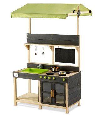 EXIT Yummy 300 hölzerne Küche für 174,99€ (statt 199€)