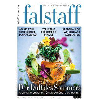 Abgelaufen! 1 Jahr Falstaff Lifestyle Magazin einmalig 6€ (statt 66€)   keine Kündigung, keine Versandkosten!
