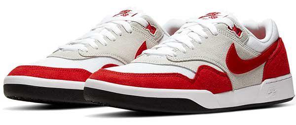 Nike SB GTS Return Premium Sneaker in Rot für 63,75€ (statt 79€)