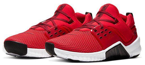 Nike Free X Metcon 2 Sneaker in Rot für 50,38€ (statt 87€)