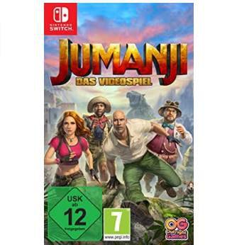 JUMANJI: Das Videospiel für Switch für 29,99€ (statt 38€)