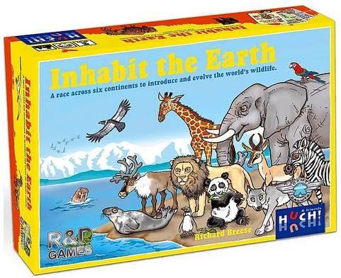 Huch Brettspiel Bevölkert die Erde für 11,94€ (statt 25€)
