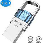 Meco Eleverde 2in1 USB 3.0 & USB-C Stick mit 32GB für 8,24€ (statt 15€) – Prime