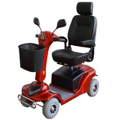 DocGreen Elektromobil EM 400 für 874,25€ (statt 1.399€)