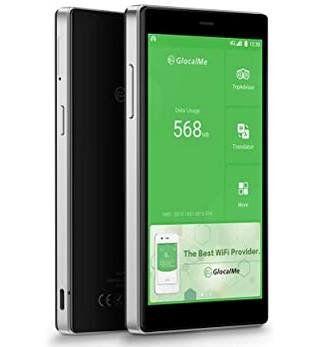 GlocalMe G4Pro 4G LTE mobiler WLAN Router & HotSpot für 139,99€ (statt 170€)