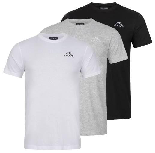 3er Pack Kappa T Shirts Ulliko für 17,08€  (statt 34€)   nur S & M