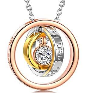 """Halskette """"Ich Liebe Dich, mein Herz"""" 8,99€   Prime"""