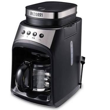 Razorri RCGE600A 2in1 Kaffeemaschine mit Mahlwerk für 58,49€ (statt 90€)