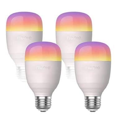 LED RGB Glühbirne (E27) mit Fernbedienung für 4,99€   Prime