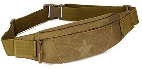 Huntvp schmale Hüfttasche für 7,19€   Prime