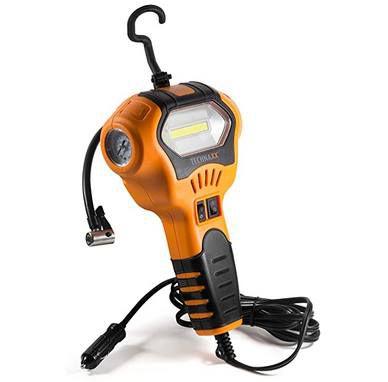 Technaxx TX 129 140 Watt mobiler Luftdruckkompressor für 25,90€ (statt 52€)