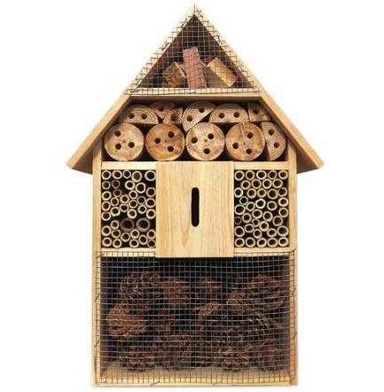 Deuba XXL Insektenhotel (48 cm) mit 4 Ebenen für 12,80€ (statt 17€)