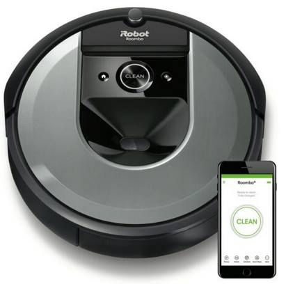 iRobot Roomba i7 7150 Saugroboter für 499€ (statt neu 703€)