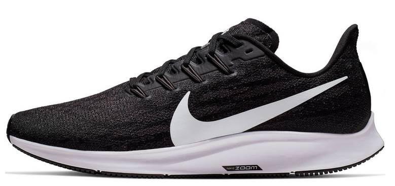 Nike Air Zoom Pegasus 36 Herren Laufschuhe in Schwarz für 64,95€(statt 79€)