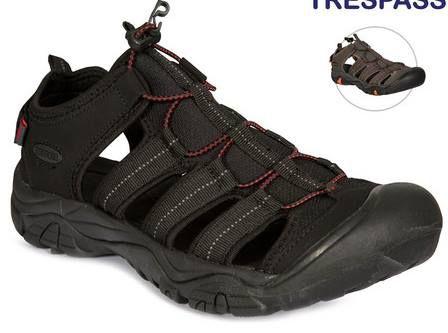 Trespass Torrance Sandalen für 35,90€ (statt 44€)