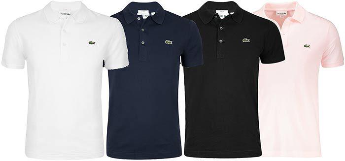Lacoste Poloshirt YH4801 in 6 Farben für je 50,90€ (statt 66€)