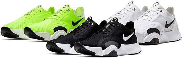 Nike SuperRep Go Trainingsschuh in 4 Designs für je 75€ (statt 90 100€)