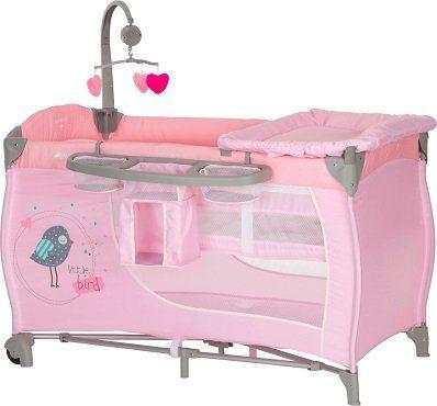 hauck Babycenter Reisebett für 74,99€ (statt 90€)