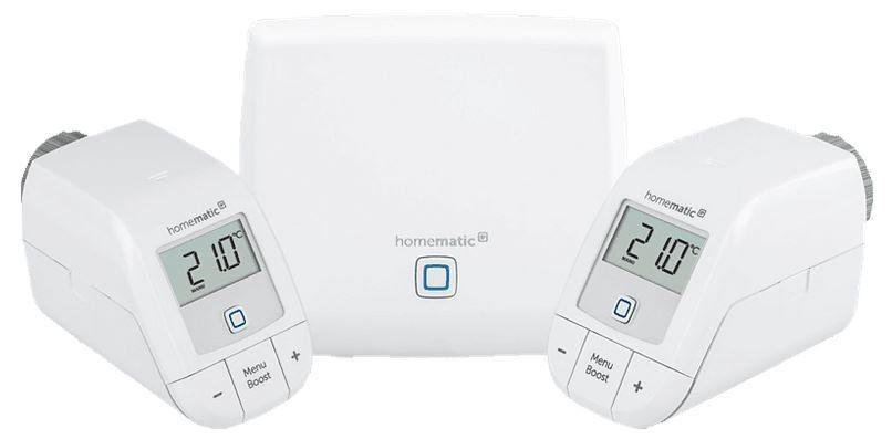 HOMEMATIC IP Set Heizen BILD Starter Kit für 59€ (statt 84€)
